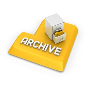 archiving documents