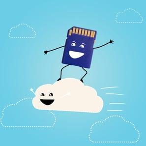 cloud based document management storage rocks!