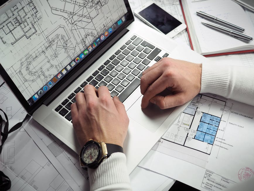scanning blueprints