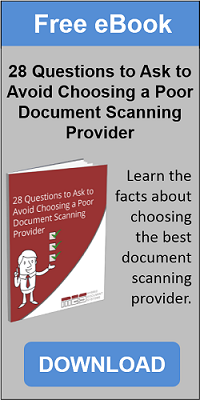 28 Questions to Ask to Avoid Choosing a Poor Document Scanning Provider