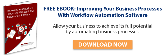 Free eBook - Improving Your Business Processes with Workflow Automation Software